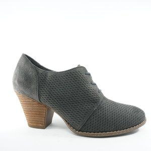 Dr Scholls Credit Lace Up Oxford Booties 8